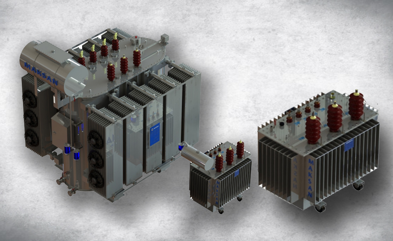 Measurements and Main Technical Data of Transformers