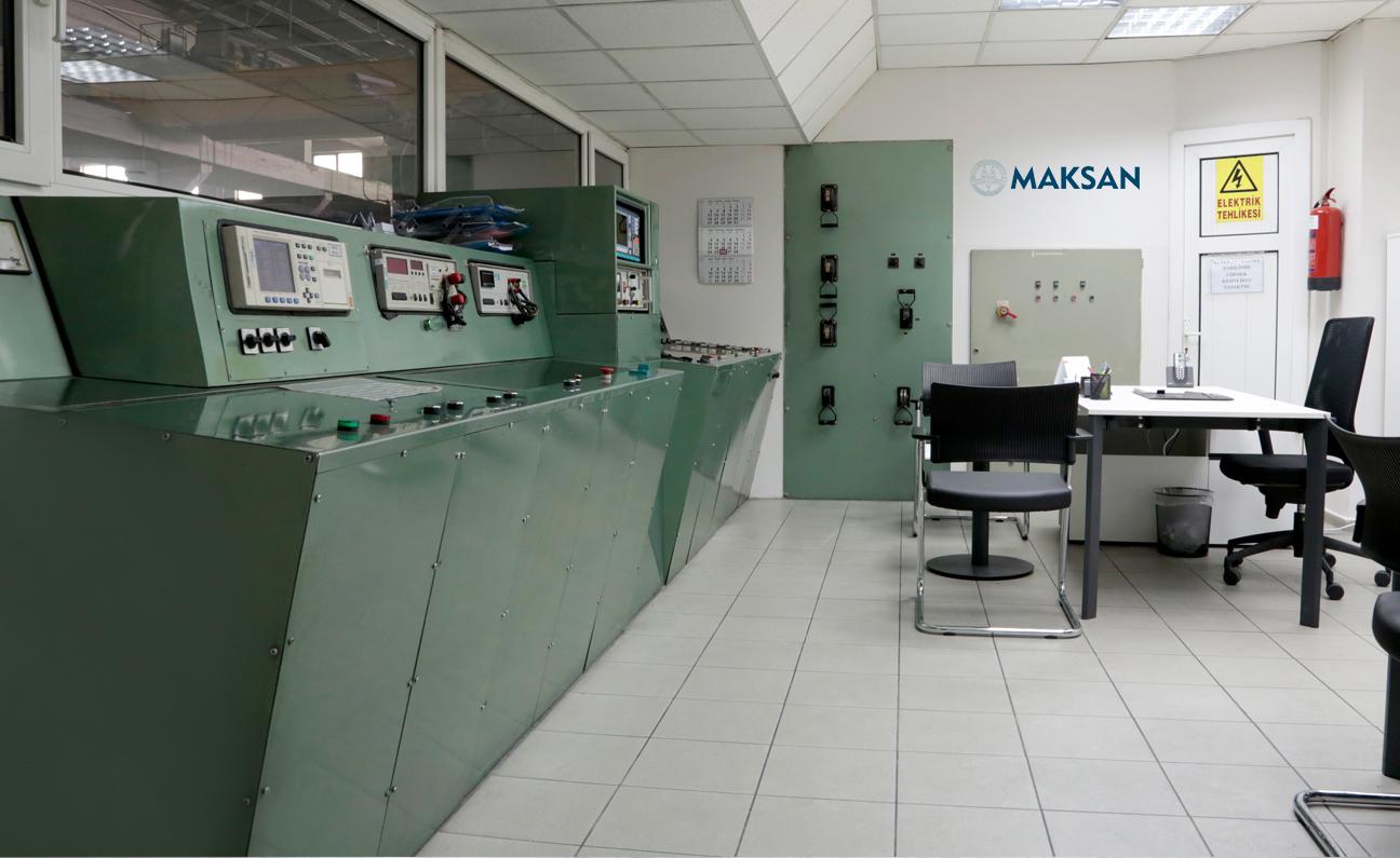 Testler ve Laboratuvar